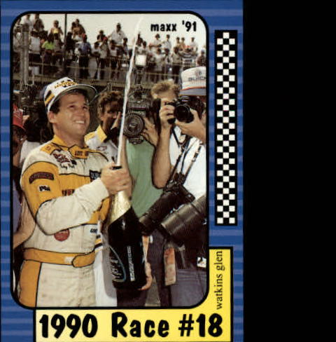 1991 Maxx #188 Ricky Rudd/Year in Review