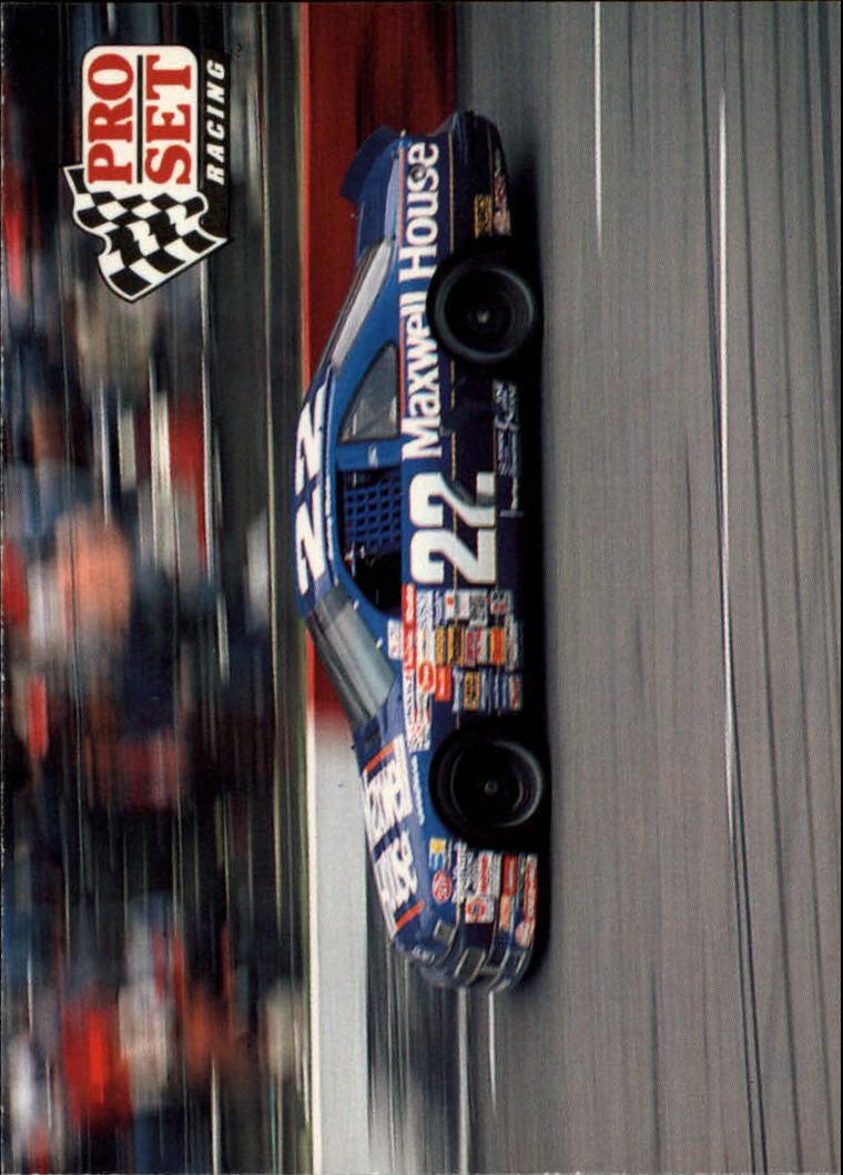 1991 Pro Set #47 Sterling Marlin's Car