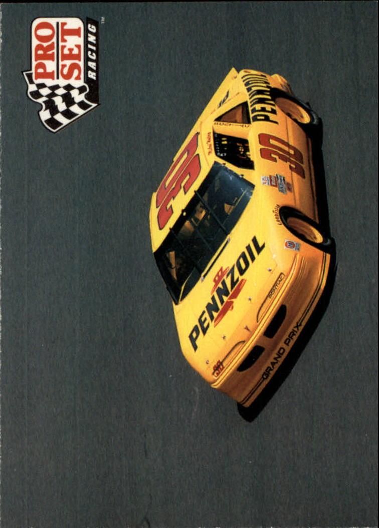 1991 Pro Set #60 Michael Waltrip's Car