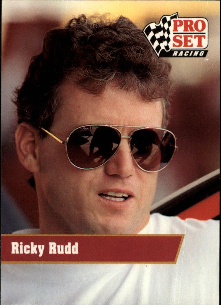 1991 Pro Set #141 Ricky Rudd