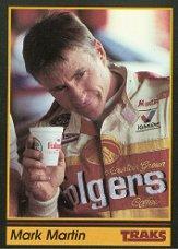 1991 Traks #6 Mark Martin