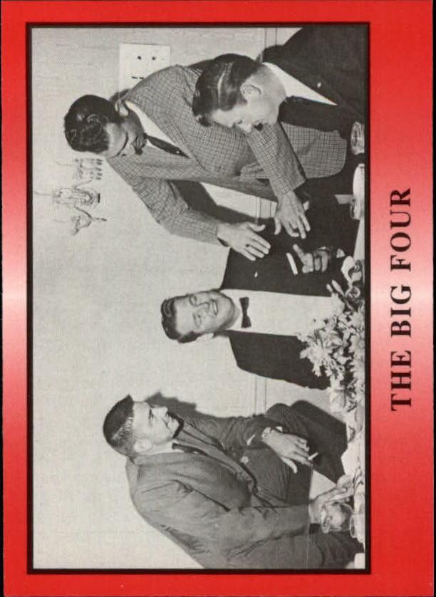 1991 TG Racing Tiny Lund #18 Tiny Lund/Fireball Roberts/Ned Jarrett/Fred Lorenzen/The Big Four