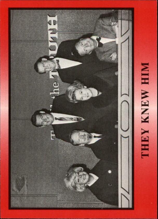 1991 TG Racing Tiny Lund #20 Tiny Lund/They Knew Him