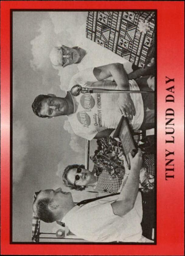 1991 TG Racing Tiny Lund #21 Tiny Lund/Tiny Lund Day