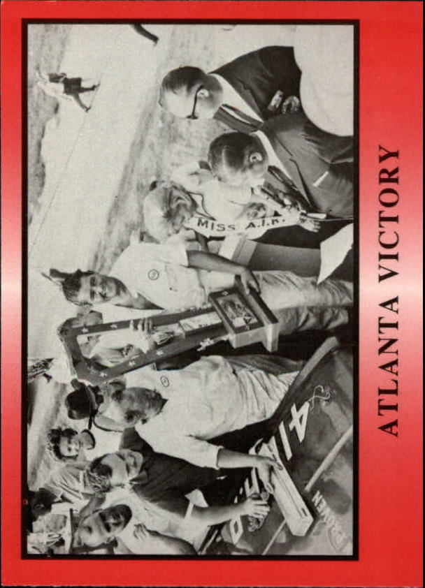 1991 TG Racing Tiny Lund #22 Tiny Lund/Atlanta Victory