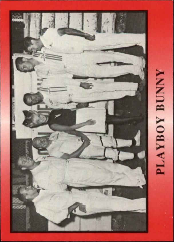1991 TG Racing Tiny Lund #25 Tiny Lund/Dick Hutcherson/Cale Yarborough/Ned Jarrett/Buddy Baker/Buck Baker/Playboy Bunny