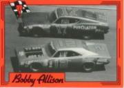1991 Sports Legends Bobby Allison #BA11 Bobby Allison's Car/David Pearson's Car