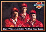 1991 Maxx McDonald's #30 D.Earnhardt/Martin/Elliott