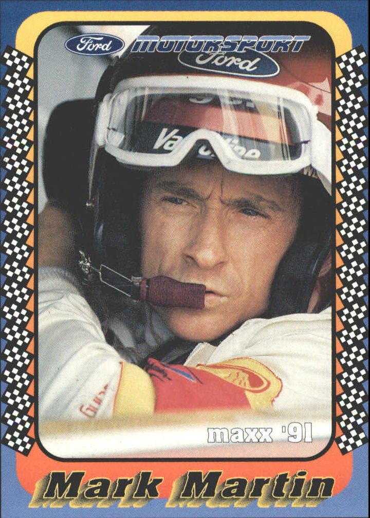 1991 Maxx Motorsport #5 Mark Martin
