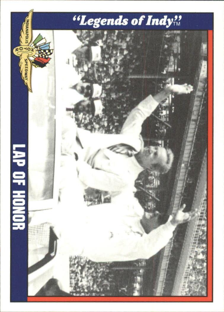 1991 Legends of Indy #65 Tony Hulman/A.J.Foyt