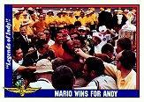 1991 Legends of Indy #86 Mario Andretti/Andy Granatelli