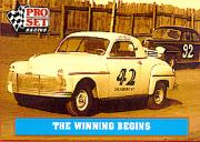 1991 Pro Set Petty Family #4 Lee Petty's Car 1949