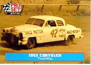 1991 Pro Set Petty Family #7 Lee Petty's Car 1952