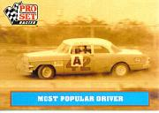 1991 Pro Set Petty Family #10 Lee Petty's Car 1955