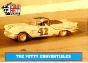 1991 Pro Set Petty Family #12 Lee Petty's Car 1957