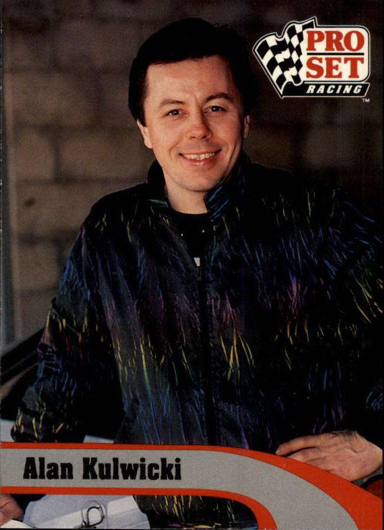 1992 Pro Set #2 Alan Kulwicki