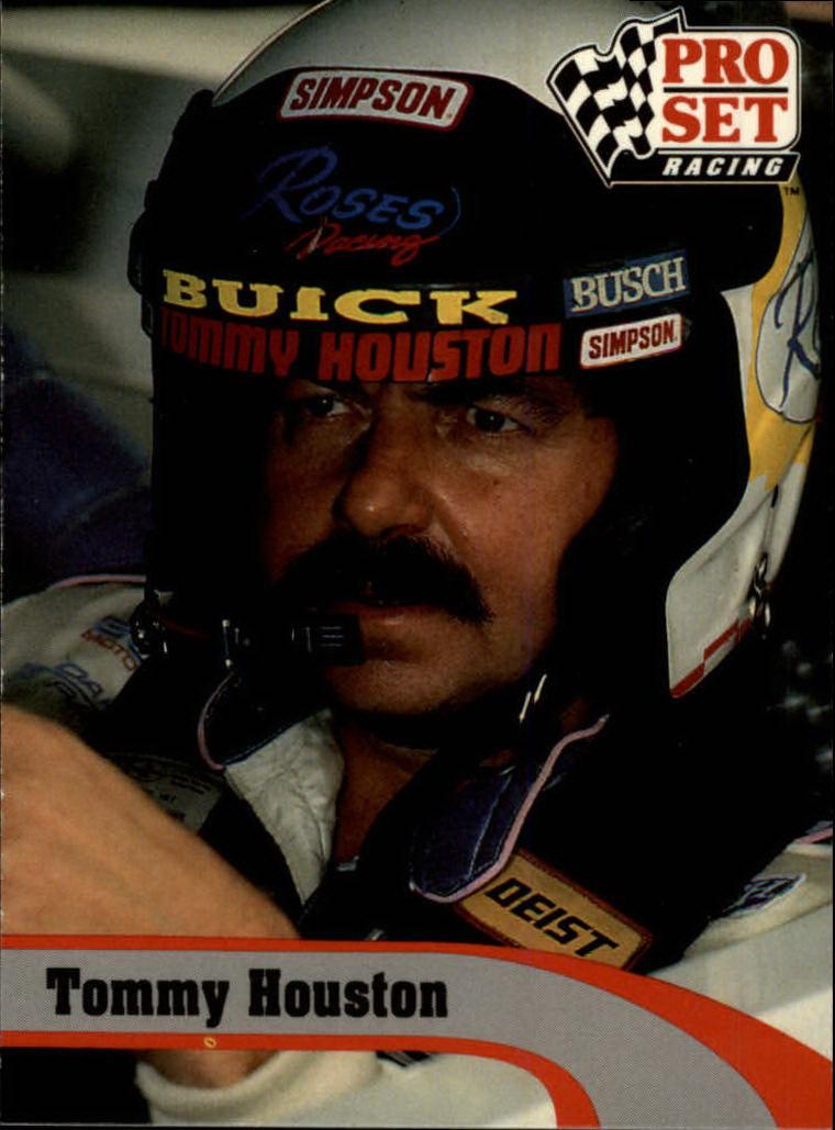 1992 Pro Set #5 Tommy Houston