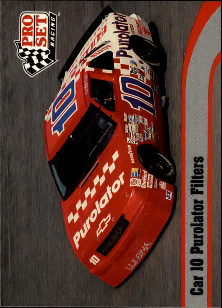1992 Pro Set #25 Derrike Cope's Car