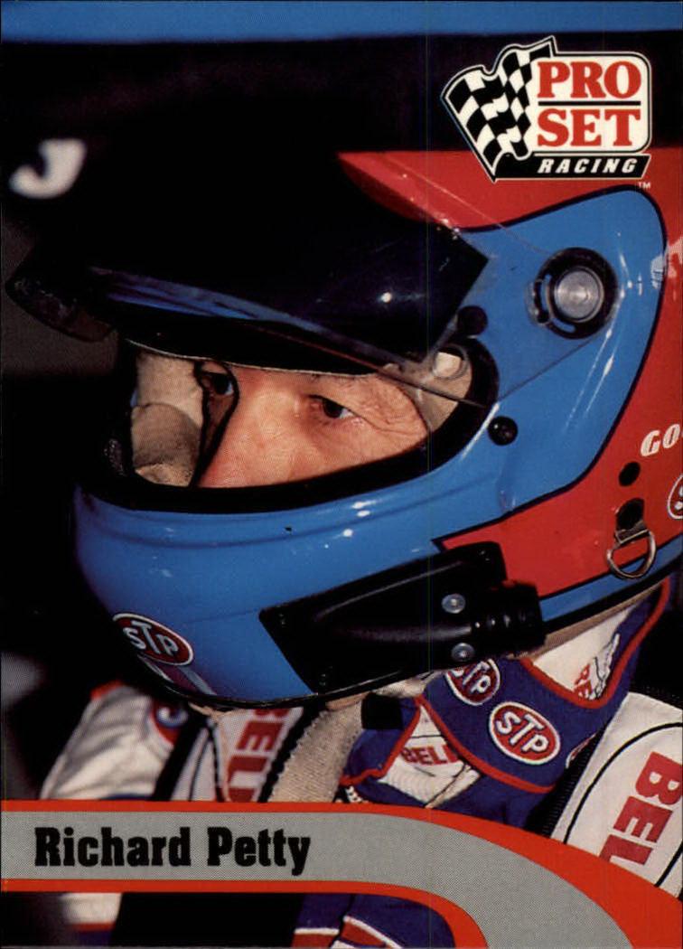 1992 Pro Set #45 Richard Petty