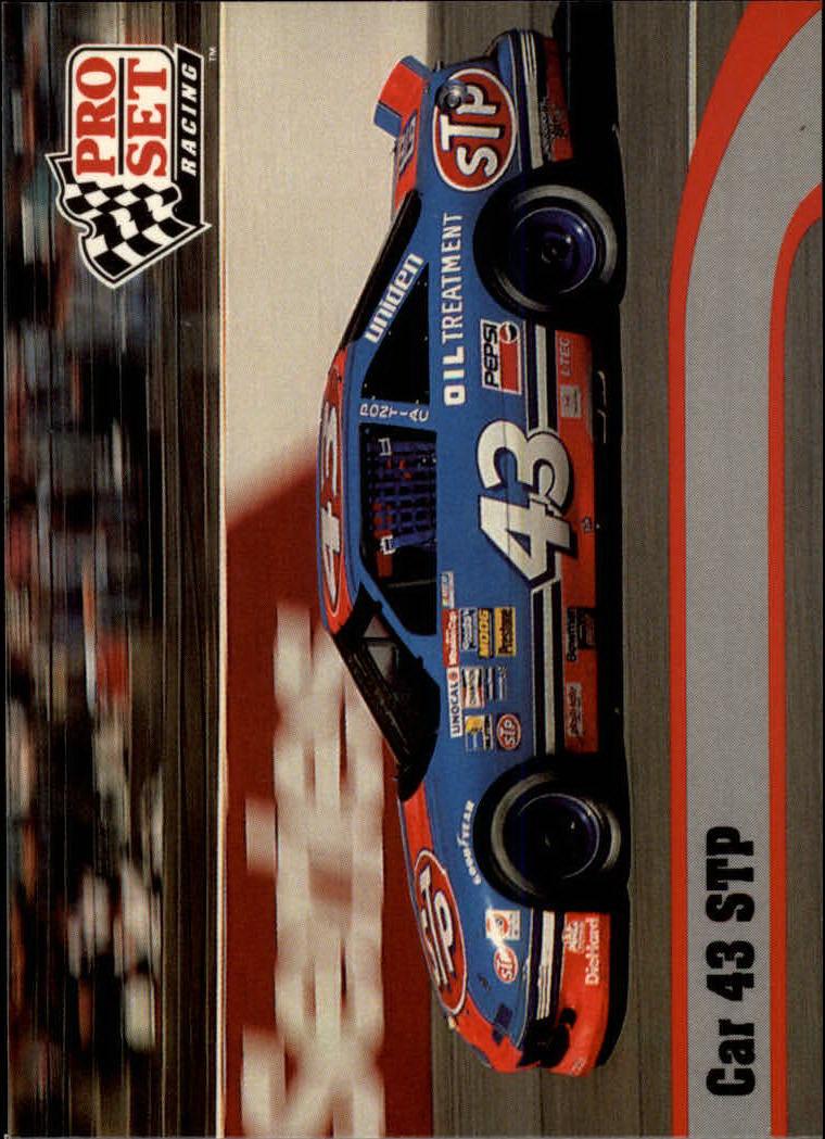 1992 Pro Set #114 Richard Petty's Car