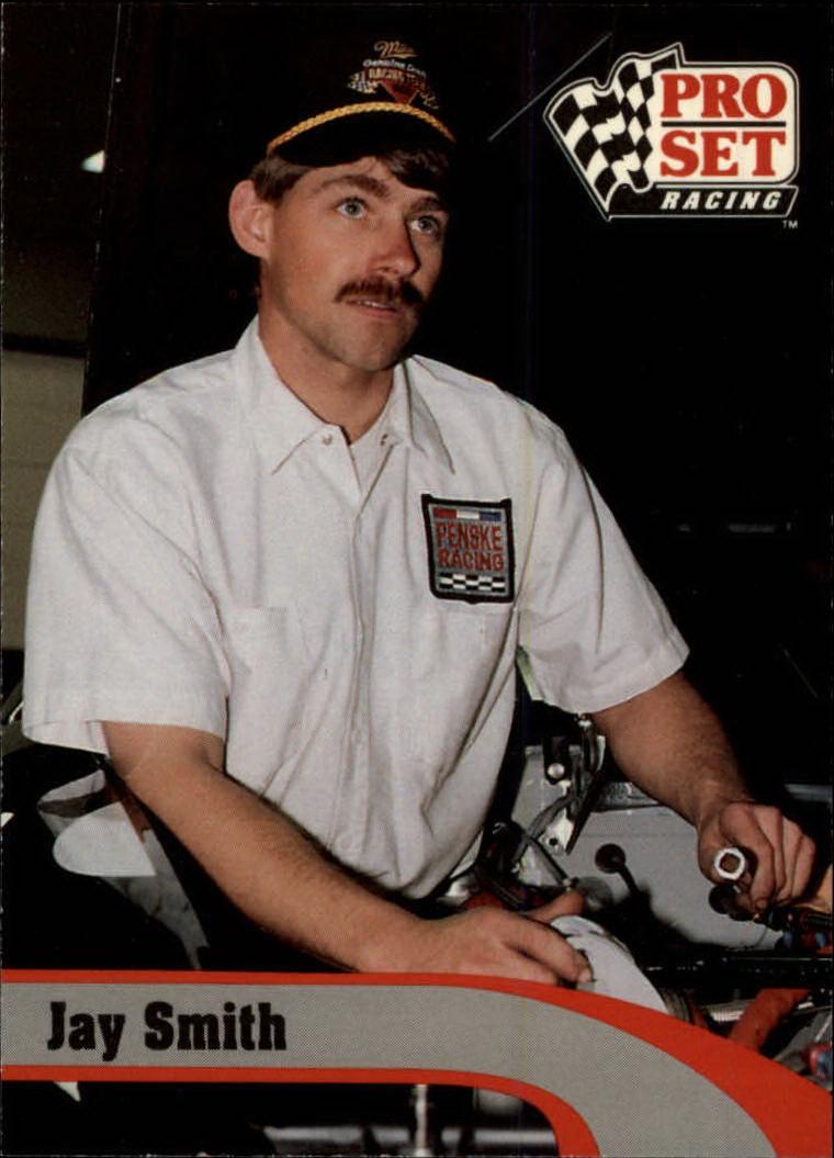 1992 Pro Set #192 Jay Smith RC