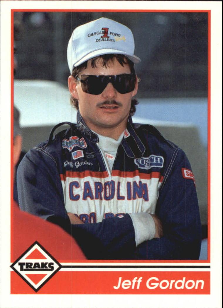 1992 Traks #101 Jeff Gordon