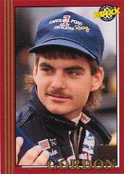 1992 Maxx Red #29 Jeff Gordon