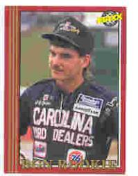 1992 Maxx Red #50 Jeff Gordon/Rookie of the Year