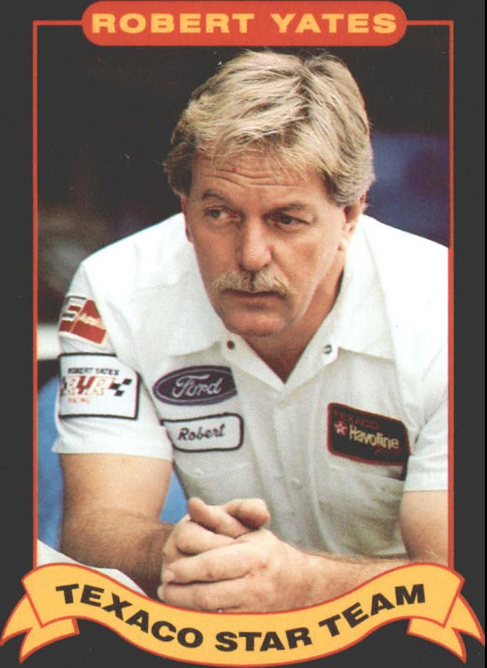 1992 Maxx Texaco Davey Allison #3 Robert Yates