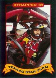 1992 Maxx Texaco Davey Allison #10 Davey Allison