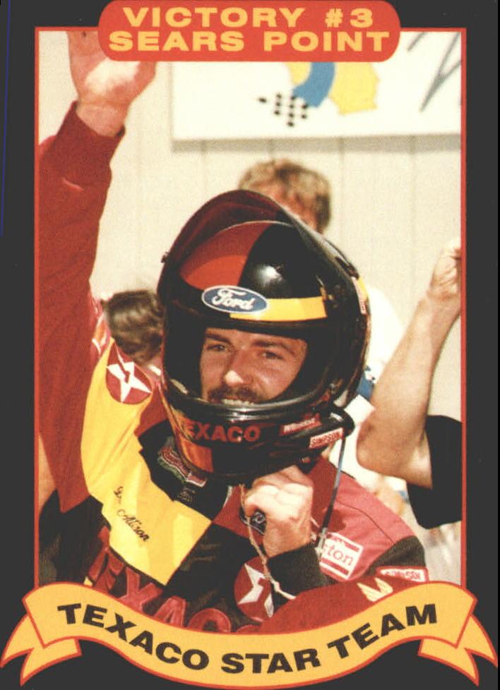 1992 Maxx Texaco Davey Allison #16 Davey Allison