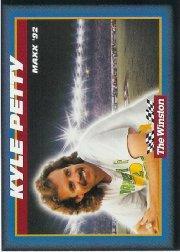 1992 Maxx The Winston #2 Kyle Petty