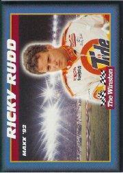 1992 Maxx The Winston #4 Ricky Rudd