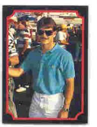1992 Limited Editions Jeff Gordon #5 Jeff Gordon