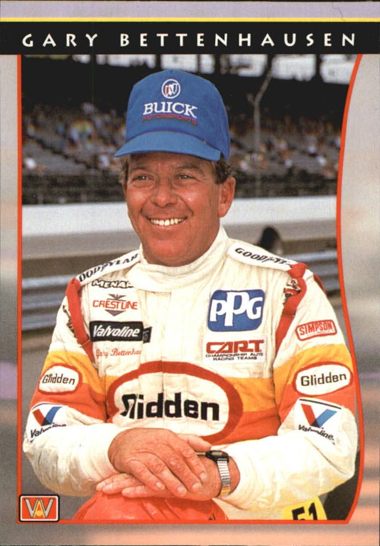 1992 All World Indy #4 Gary Bettenhausen