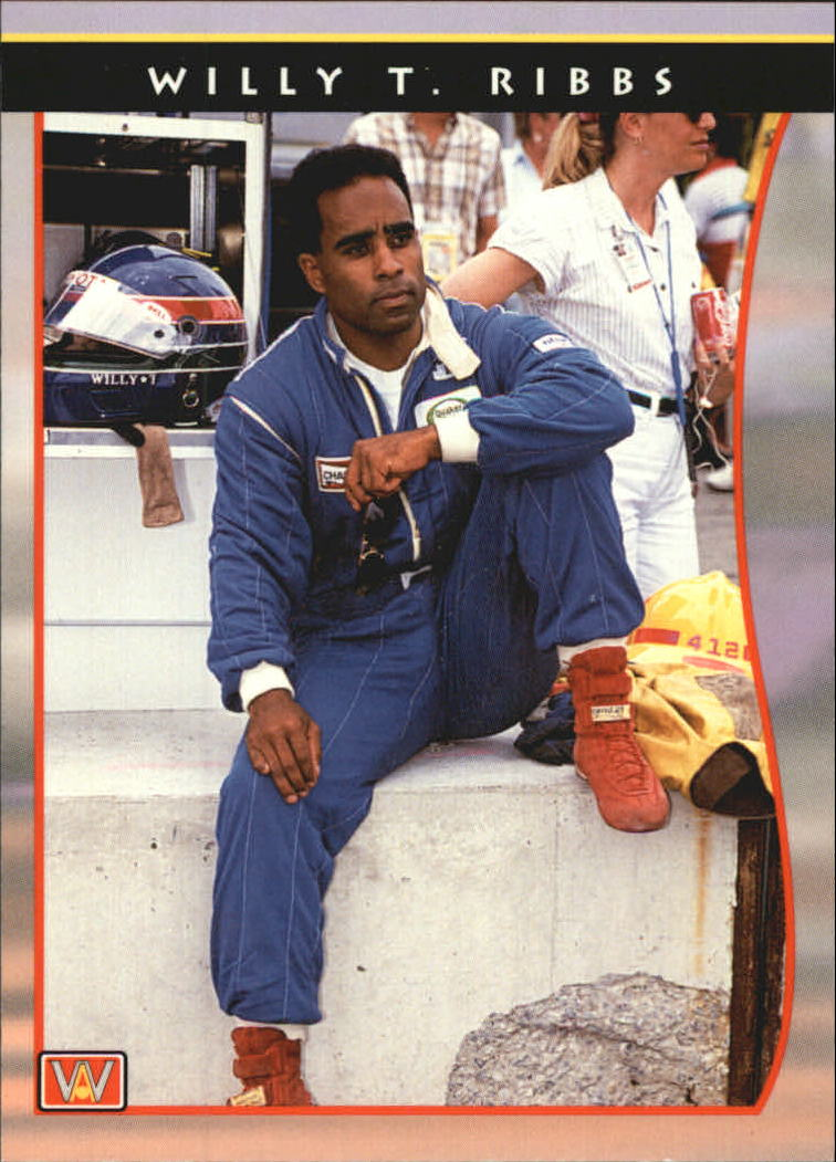 1992 All World Indy #5 Willy T. Ribbs
