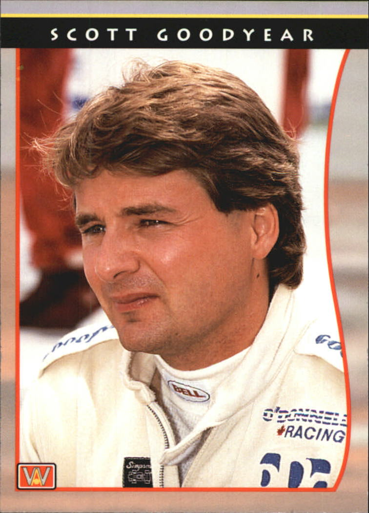 1992 All World Indy #7 Scott Goodyear