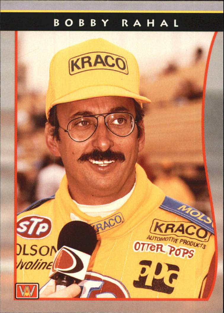 1992 All World Indy #8 Bobby Rahal