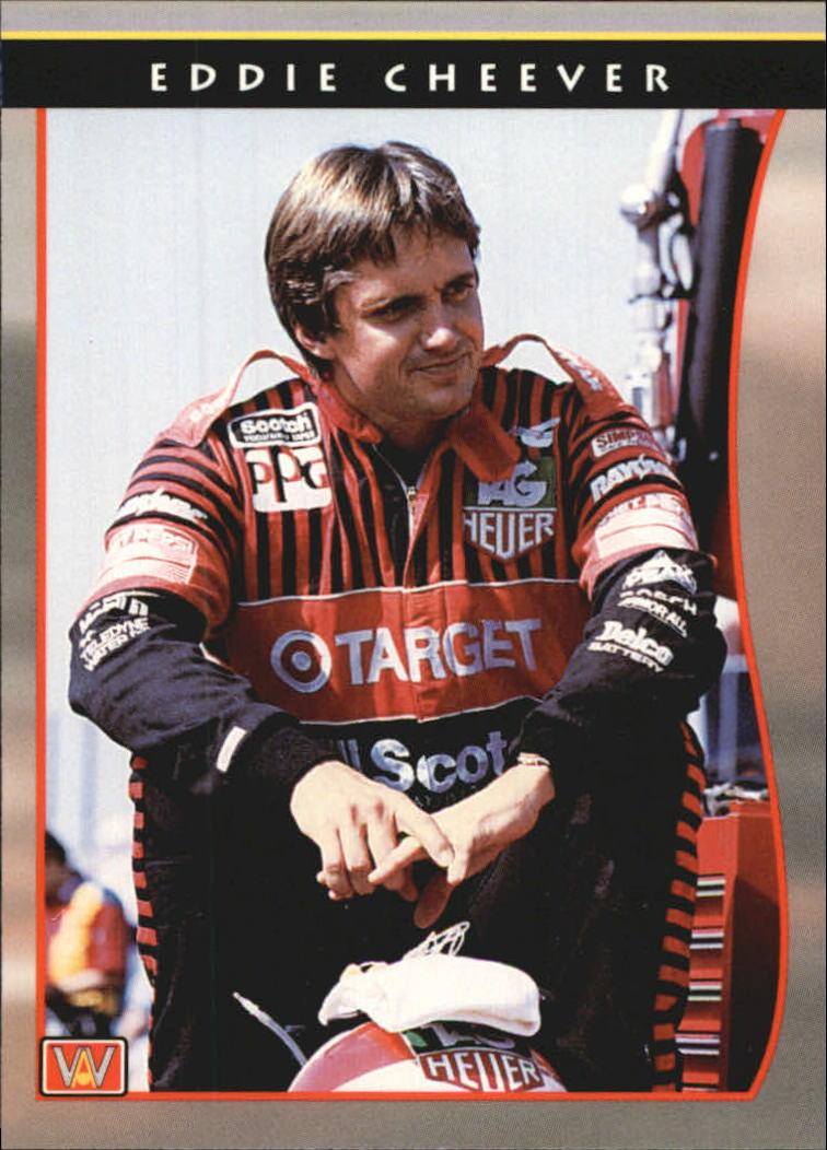 1992 All World Indy #9 Eddie Cheever
