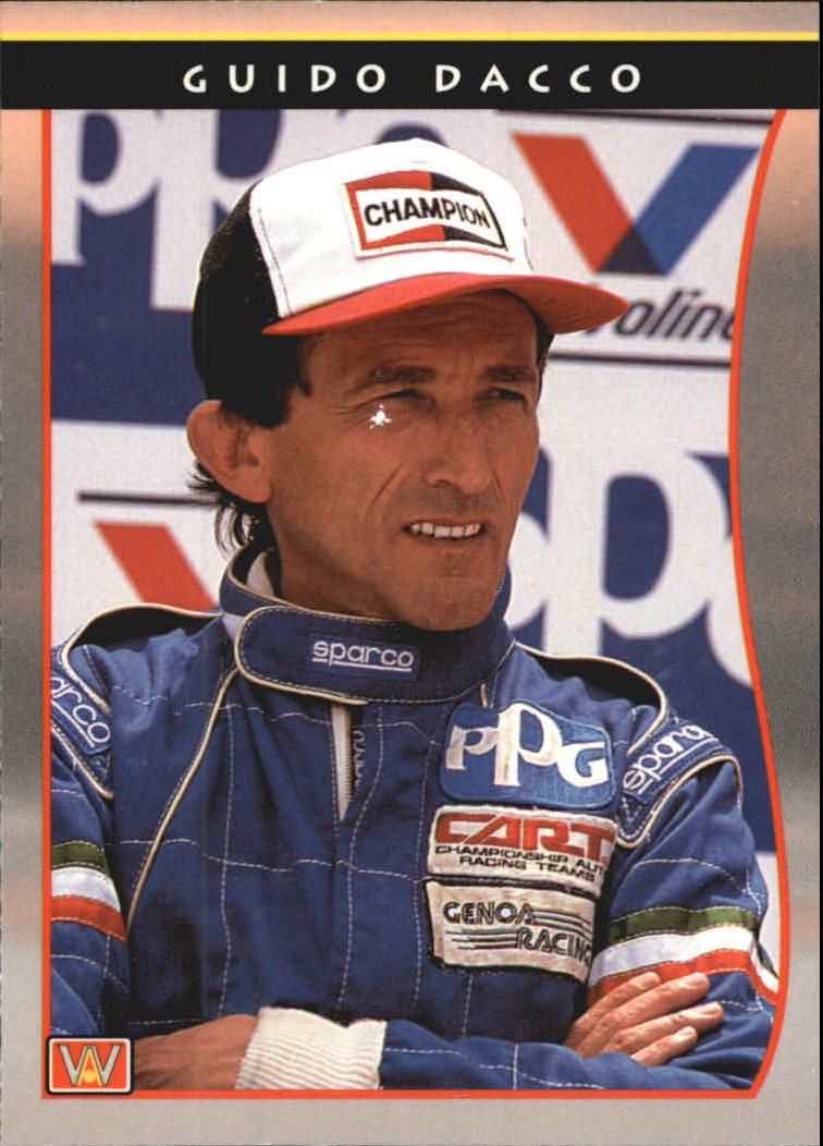 1992 All World Indy #16 Guido Dacco