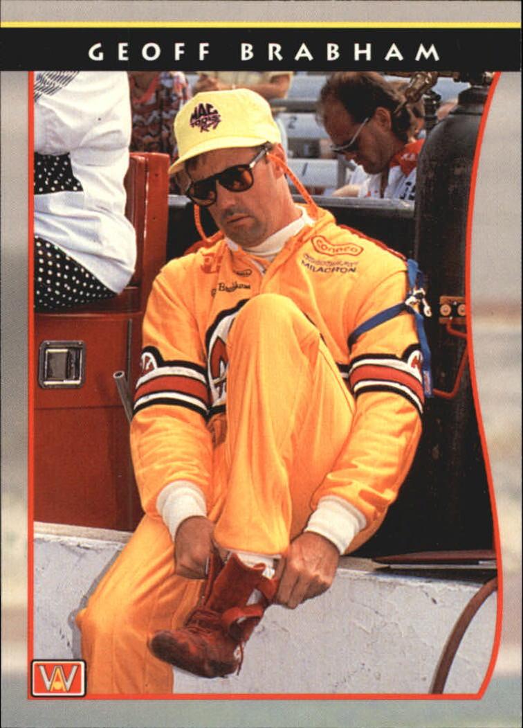 1992 All World Indy #23 Geoff Brabham