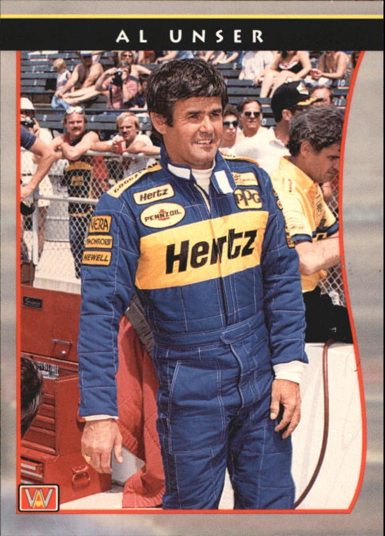 1992 All World Indy #30 Al Unser