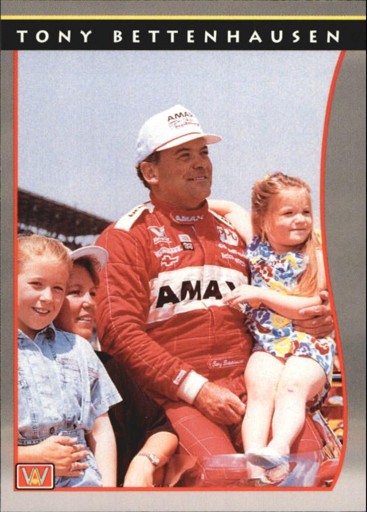 1992 All World Indy #31 Tony Bettenhausen