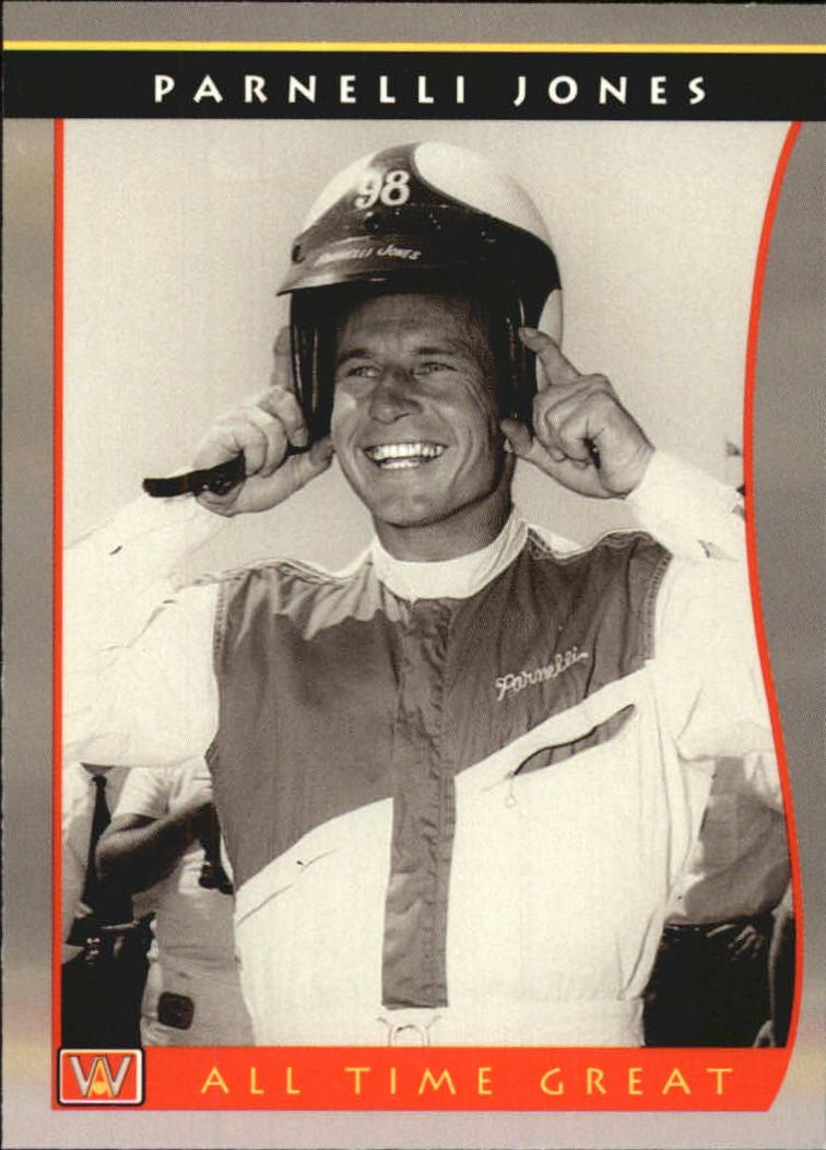 1992 All World Indy #60 Parnelli Jones ATG
