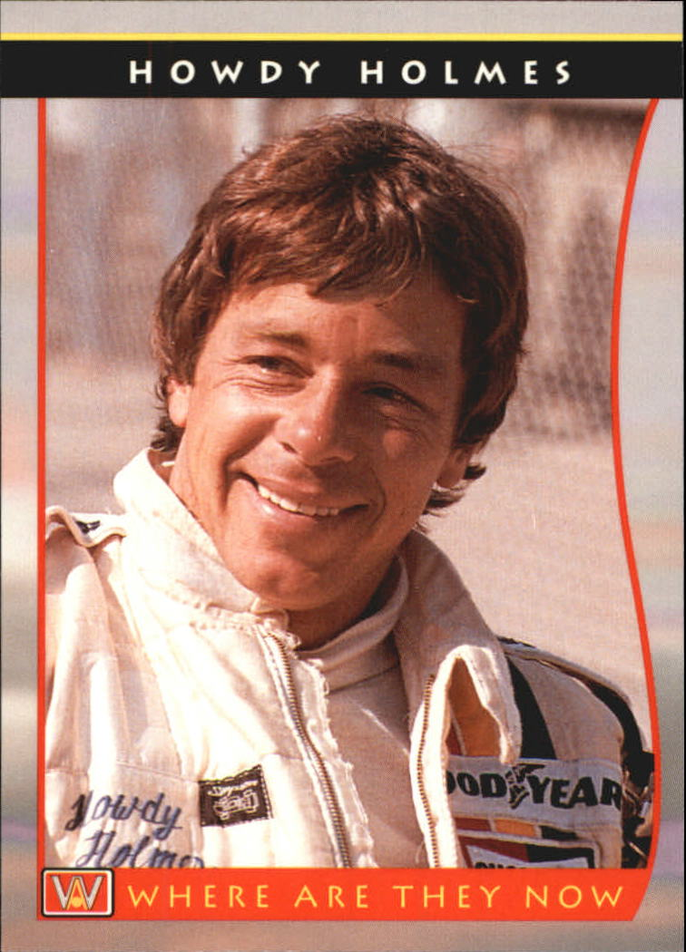 1992 All World Indy #67 Howdy Holmes