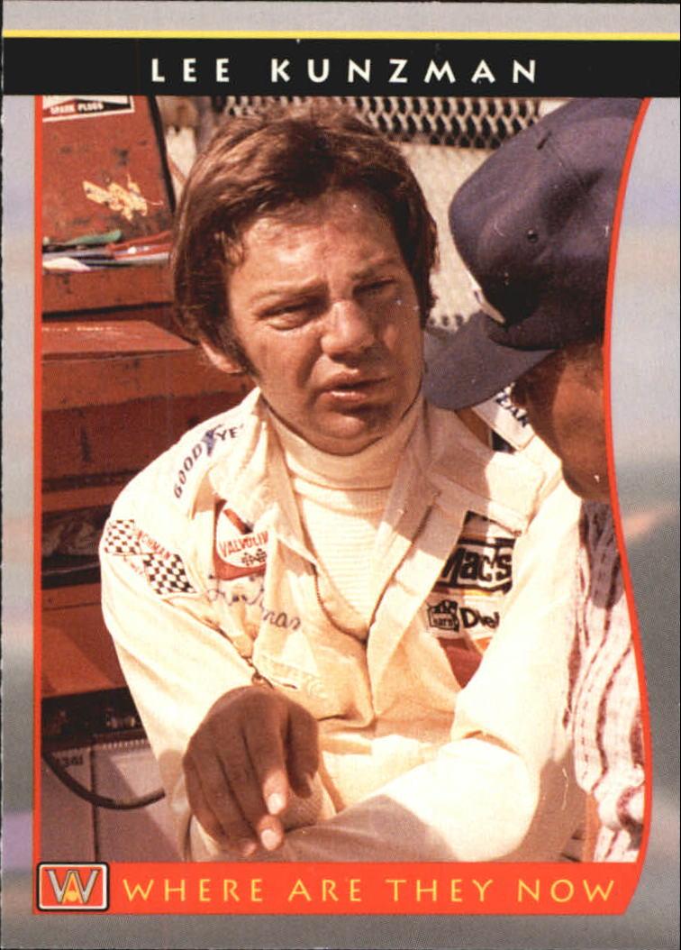 1992 All World Indy #68 Lee Kunzman