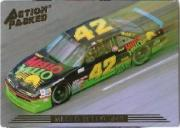 1992 Action Packed Kyle Petty Prototypes #101 Kyle Petty's Car