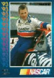 1993 Maxx Premier Series #6 Mark Martin
