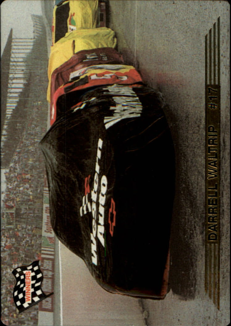 1993 Action Packed #3 Darrell Waltrip's Car WIN