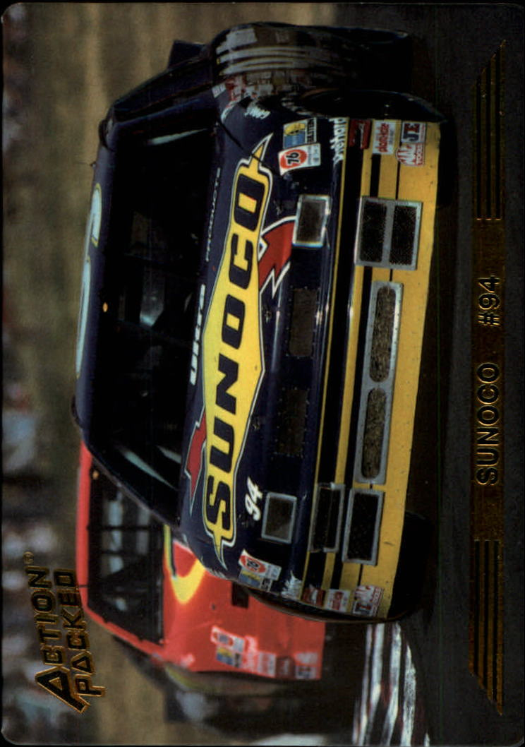 1993 Action Packed #11 Terry Labonte's Car